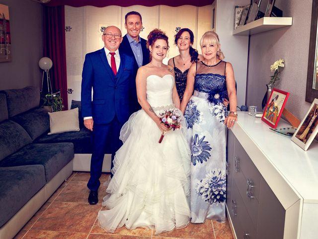 La boda de Alex y Natalia en Zaragoza, Zaragoza 41