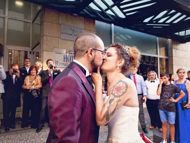 La boda de Alex y Natalia en Zaragoza, Zaragoza 46