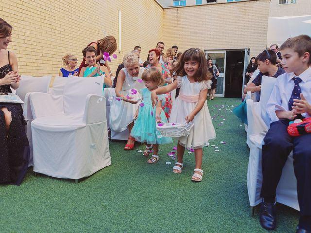 La boda de Alex y Natalia en Zaragoza, Zaragoza 49