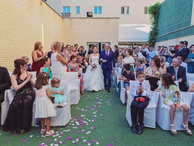 La boda de Alex y Natalia en Zaragoza, Zaragoza 50