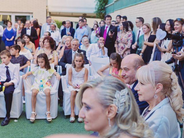 La boda de Alex y Natalia en Zaragoza, Zaragoza 53