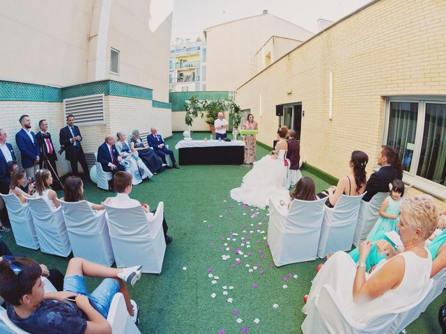 La boda de Alex y Natalia en Zaragoza, Zaragoza 54