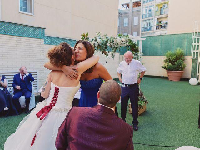 La boda de Alex y Natalia en Zaragoza, Zaragoza 55