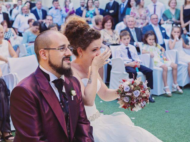 La boda de Alex y Natalia en Zaragoza, Zaragoza 57