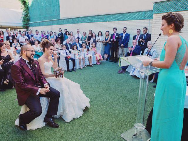 La boda de Alex y Natalia en Zaragoza, Zaragoza 58