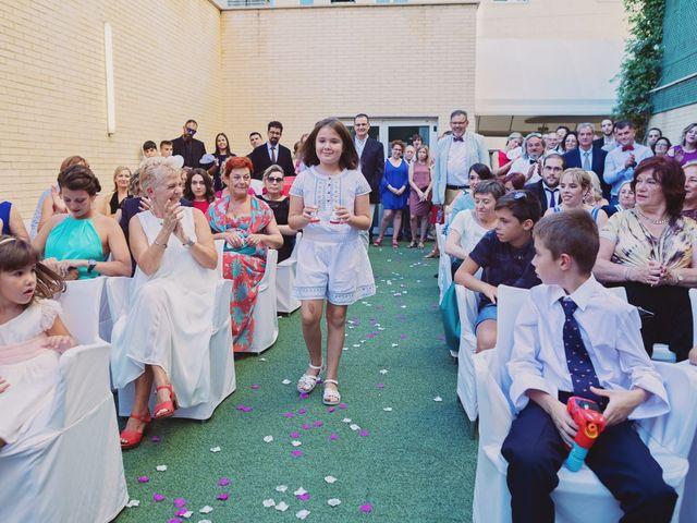 La boda de Alex y Natalia en Zaragoza, Zaragoza 63