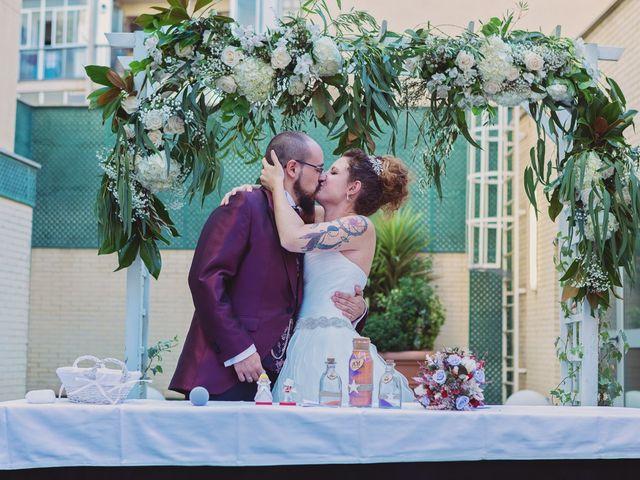 La boda de Alex y Natalia en Zaragoza, Zaragoza 69