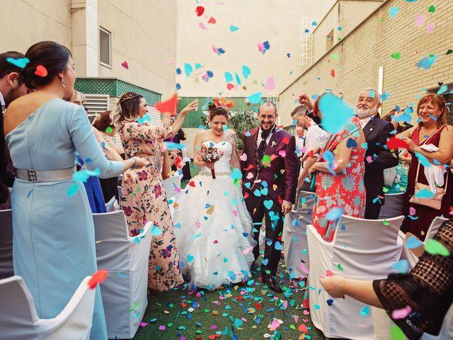 La boda de Alex y Natalia en Zaragoza, Zaragoza 70