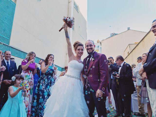 La boda de Alex y Natalia en Zaragoza, Zaragoza 71
