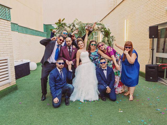 La boda de Alex y Natalia en Zaragoza, Zaragoza 72