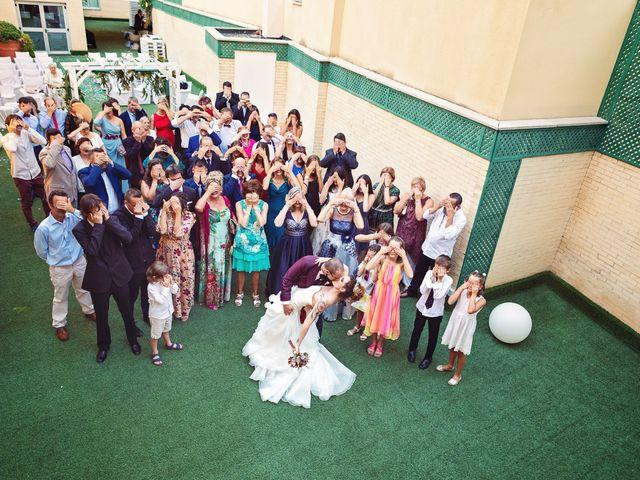 La boda de Alex y Natalia en Zaragoza, Zaragoza 73