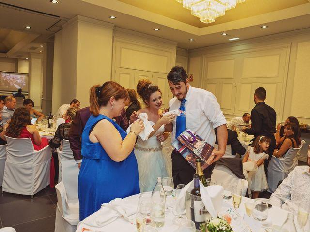 La boda de Alex y Natalia en Zaragoza, Zaragoza 80