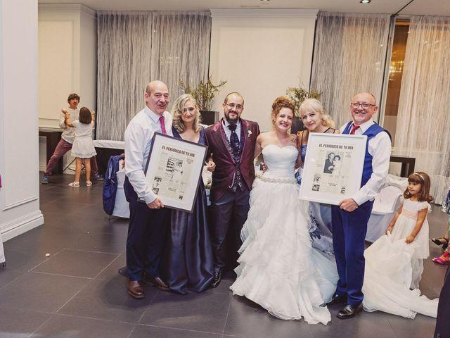 La boda de Alex y Natalia en Zaragoza, Zaragoza 86