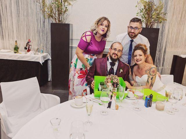 La boda de Alex y Natalia en Zaragoza, Zaragoza 87