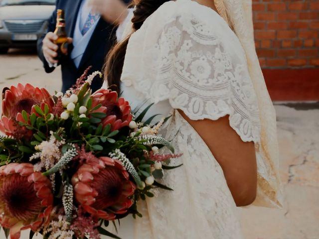 La boda de Ignacio y Luciana en Otero De Herreros, Segovia 5