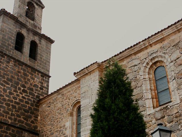 La boda de Ignacio y Luciana en Otero De Herreros, Segovia 25