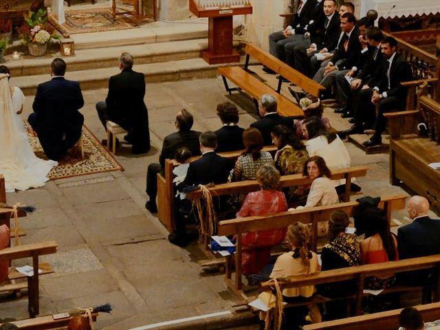 La boda de Ignacio y Luciana en Otero De Herreros, Segovia 28