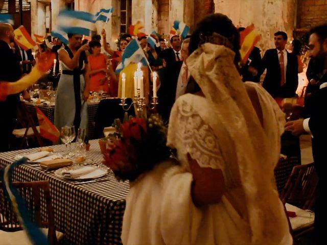 La boda de Ignacio y Luciana en Otero De Herreros, Segovia 32