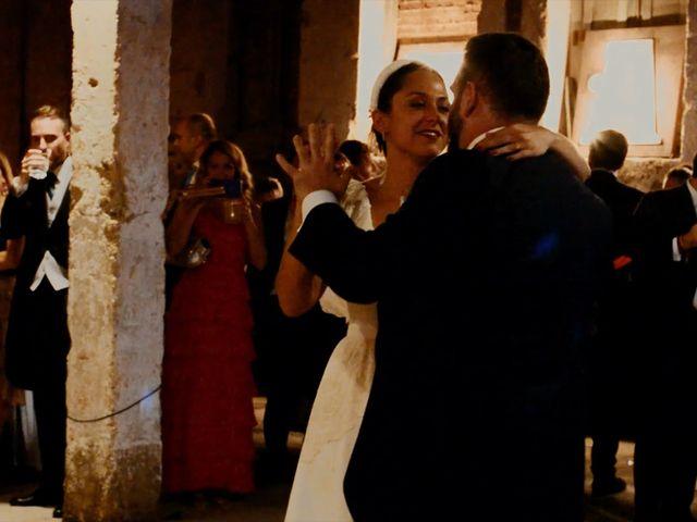 La boda de Ignacio y Luciana en Otero De Herreros, Segovia 35