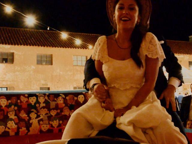 La boda de Ignacio y Luciana en Otero De Herreros, Segovia 40