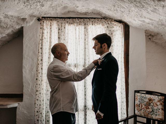 La boda de Elena y Juan en Guadix, Granada 24