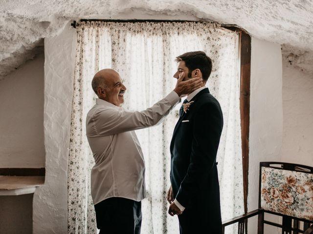 La boda de Elena y Juan en Guadix, Granada 25