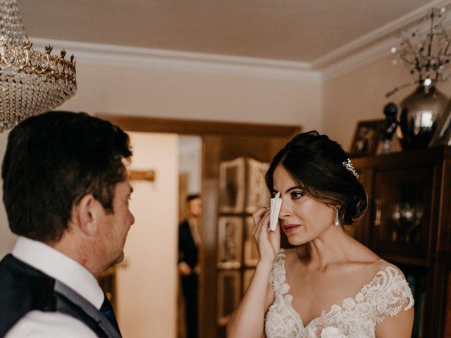 La boda de Elena y Juan en Guadix, Granada 55
