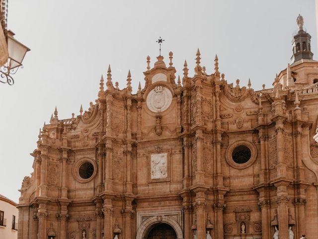 La boda de Elena y Juan en Guadix, Granada 69