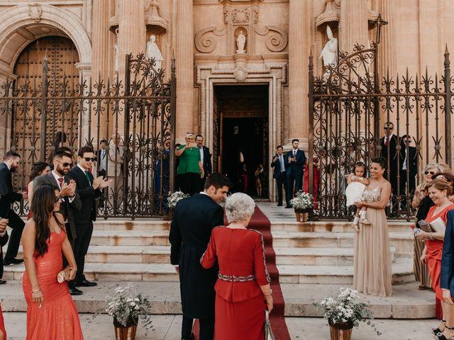 La boda de Elena y Juan en Guadix, Granada 71