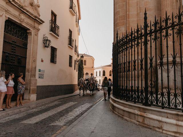 La boda de Elena y Juan en Guadix, Granada 73