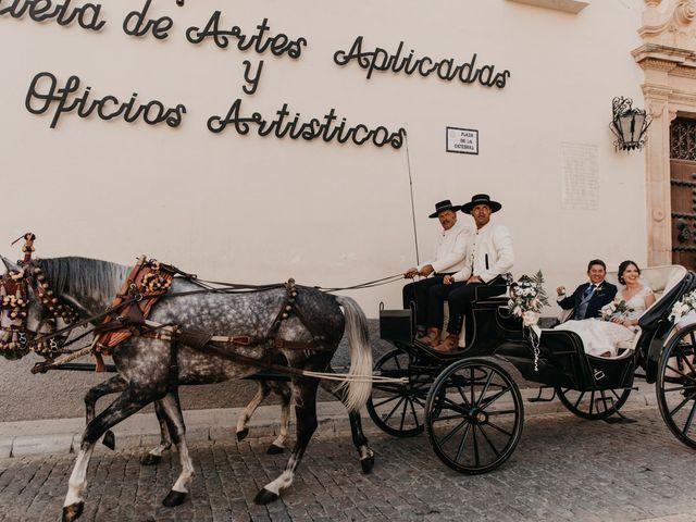 La boda de Elena y Juan en Guadix, Granada 74