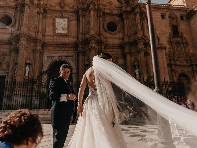 La boda de Elena y Juan en Guadix, Granada 77