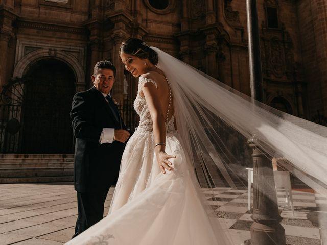 La boda de Elena y Juan en Guadix, Granada 78
