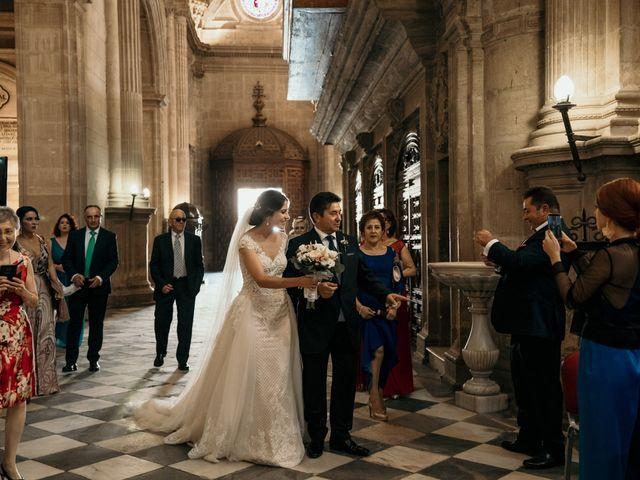 La boda de Elena y Juan en Guadix, Granada 79