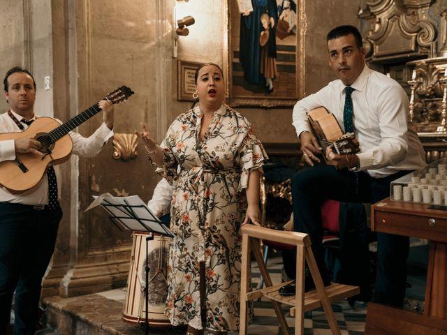 La boda de Elena y Juan en Guadix, Granada 80