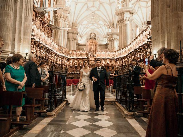 La boda de Elena y Juan en Guadix, Granada 81