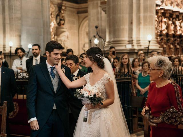 La boda de Elena y Juan en Guadix, Granada 82