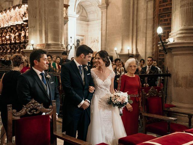 La boda de Elena y Juan en Guadix, Granada 86