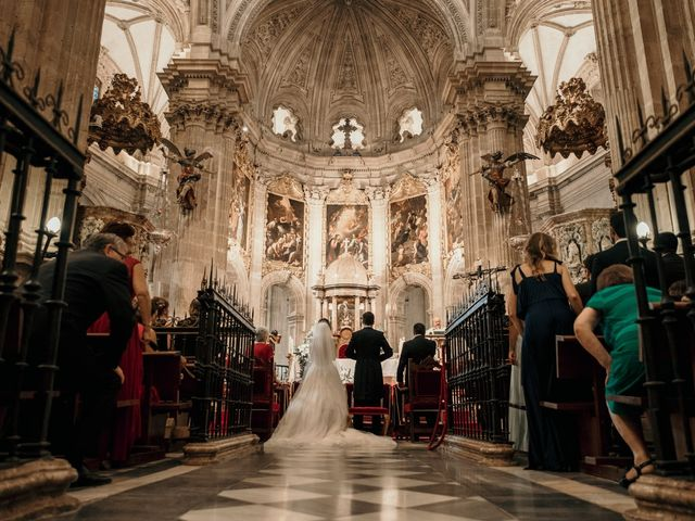 La boda de Elena y Juan en Guadix, Granada 87