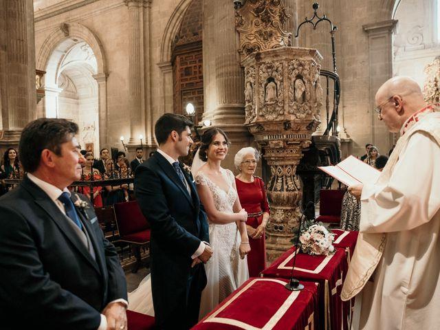 La boda de Elena y Juan en Guadix, Granada 90