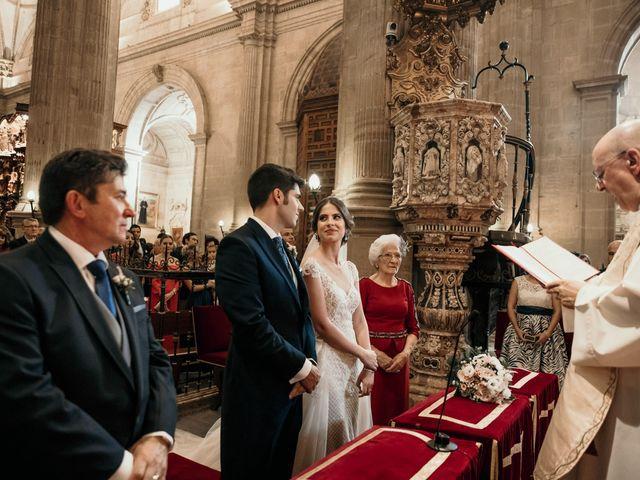 La boda de Elena y Juan en Guadix, Granada 91