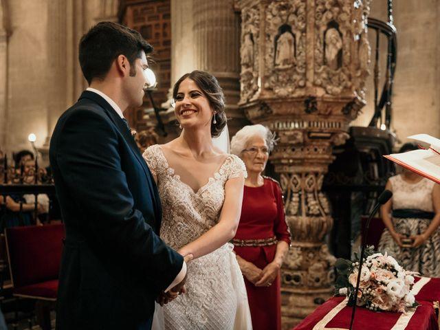 La boda de Elena y Juan en Guadix, Granada 93