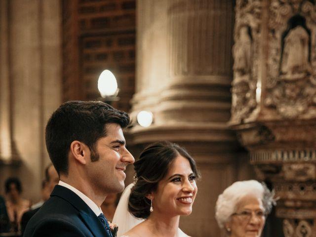 La boda de Elena y Juan en Guadix, Granada 94