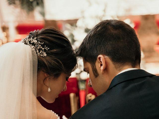 La boda de Elena y Juan en Guadix, Granada 97