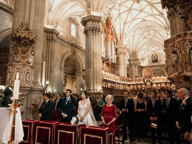 La boda de Elena y Juan en Guadix, Granada 105