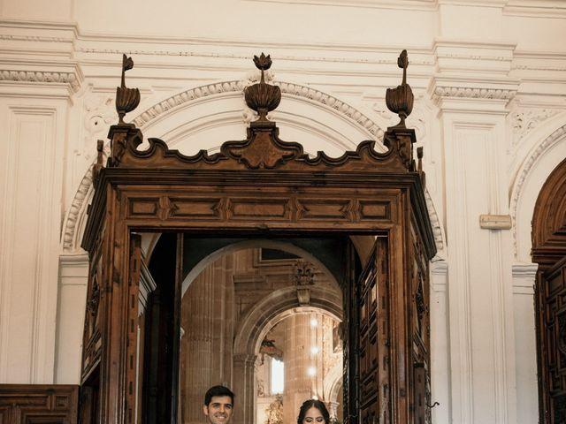 La boda de Elena y Juan en Guadix, Granada 107