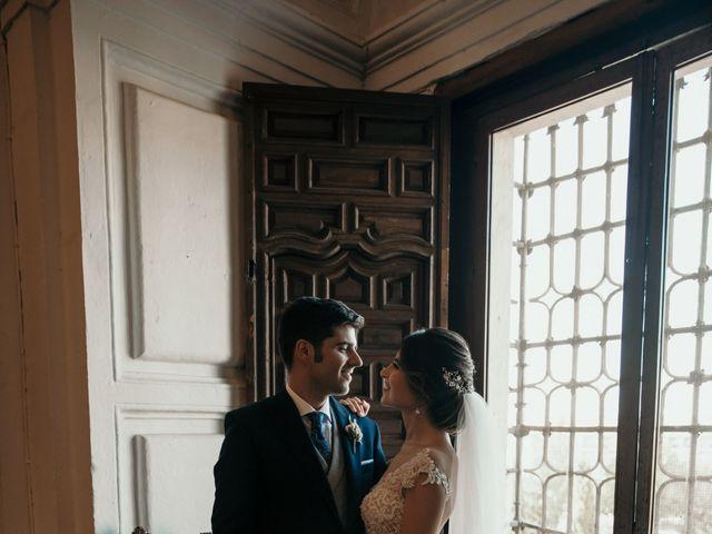 La boda de Elena y Juan en Guadix, Granada 109