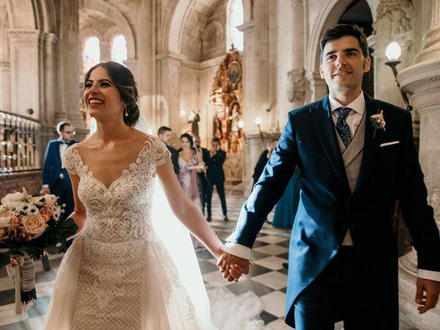 La boda de Elena y Juan en Guadix, Granada 114