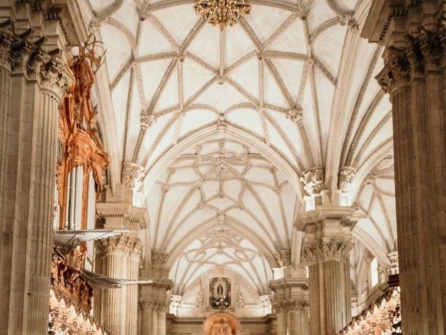 La boda de Elena y Juan en Guadix, Granada 115