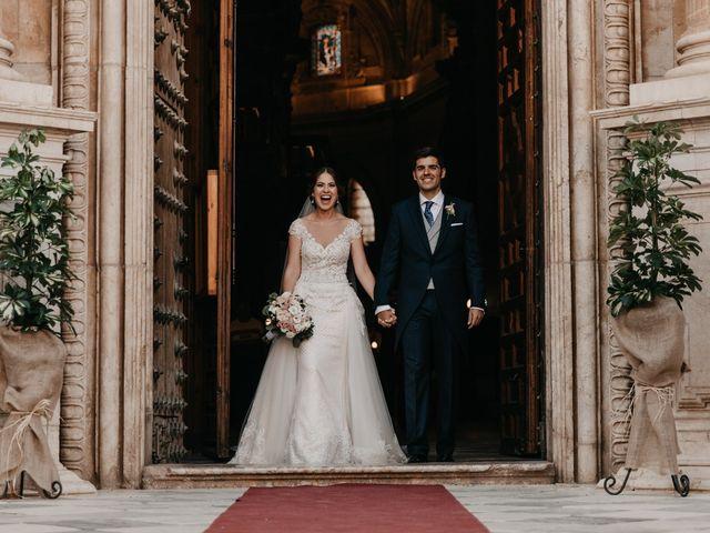 La boda de Elena y Juan en Guadix, Granada 116